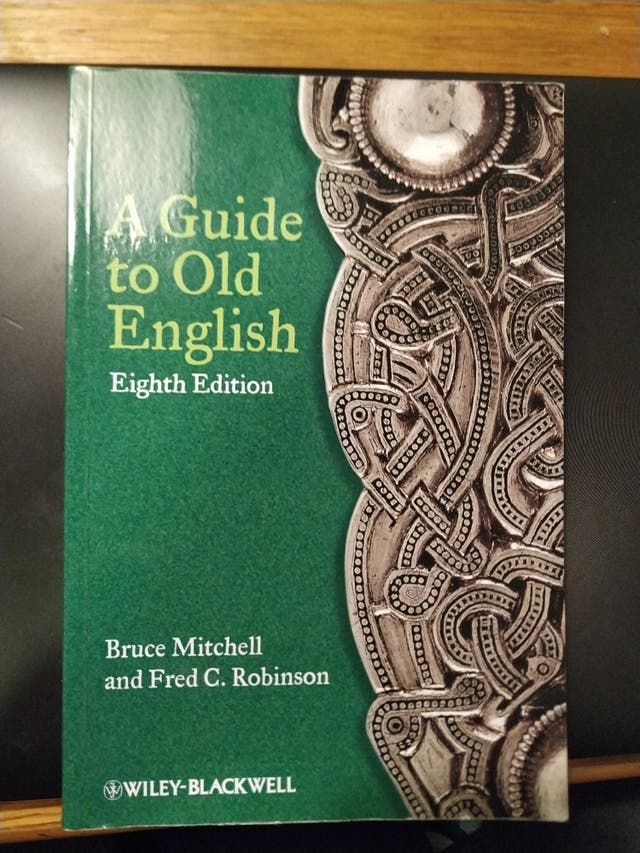 A Guide to Old English 8th