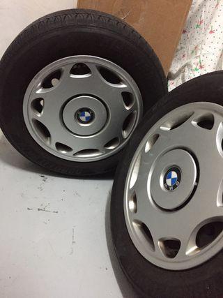 "LLANTAS BMW 5x120 15"""