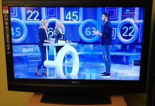 """tele SONY BRAVIA 40"""" BUEN ESTADO"""