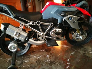 moto juguete electrico