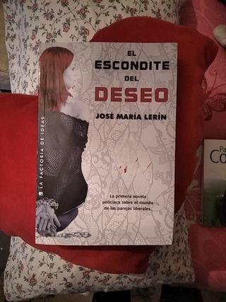 Libro El escondite del deseo