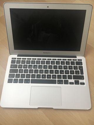 # Apple # MacBook Air de 11 pulgadas