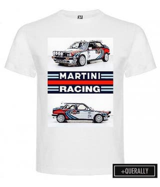 Camiseta Lancia Delta Integrale.