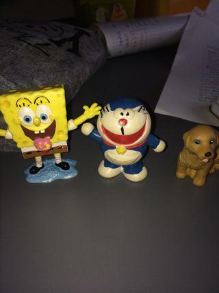 Muñecos colección