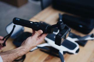 Dron GoPro Karma + GP6 + Grip + 2 baterias extras