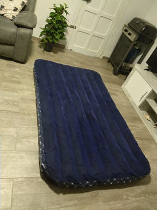 cama hinchable