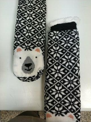 Calcetines calentitos nuevo (SOLIDARIO)