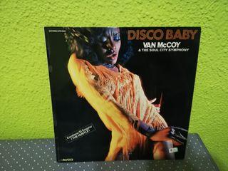 Vinilo Van McCoy & The Soul City Symphony