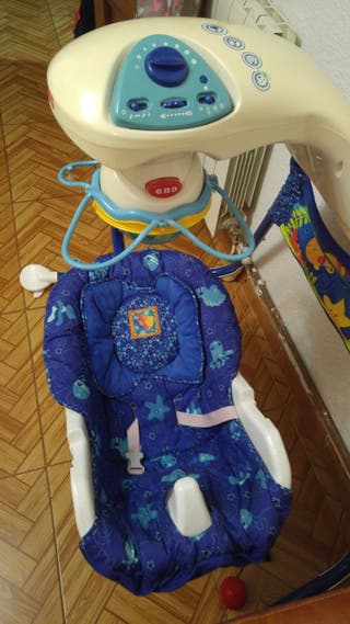 columpio, hamaca, balancin bebe