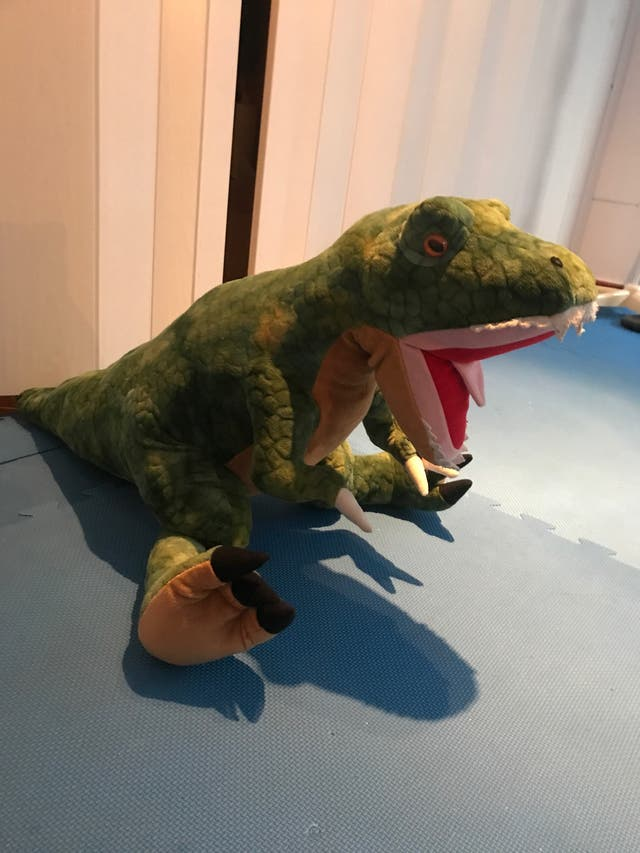 Dinosaurio gigante