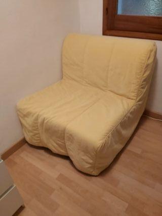 Sillón cama LYCKSELE LÖVÅS Ikea