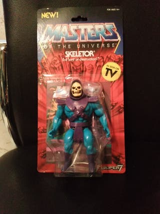 Masters of the Universe. Skeletor.