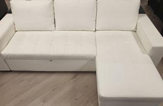 Sofá Chaise longue con cama