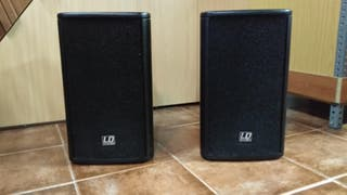 Altavoces LD systems