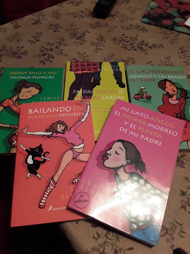 Libros Para Adolescentes De Segunda Mano Por 4 En Madrid En Wallapop