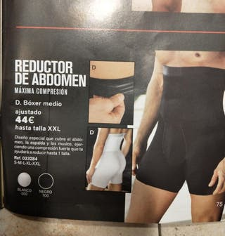 Faja abdomen de HOMBRE