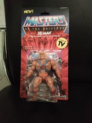 Masters of the Universe. HE-MAN.