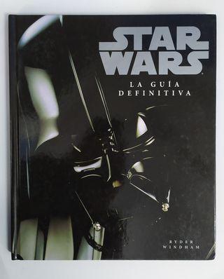 Libro Star Wars. La Guía Definitiva.