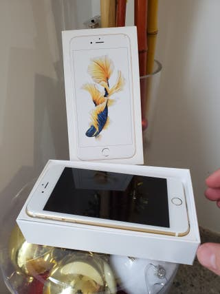 IPHONE 6S PLUS ORO 16 GB