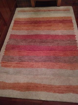 Alfombra de lana 2x1,42m. Muy buen estado
