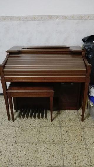 Organo electrónico YAMAHA ELECTONE D-80, antiguo