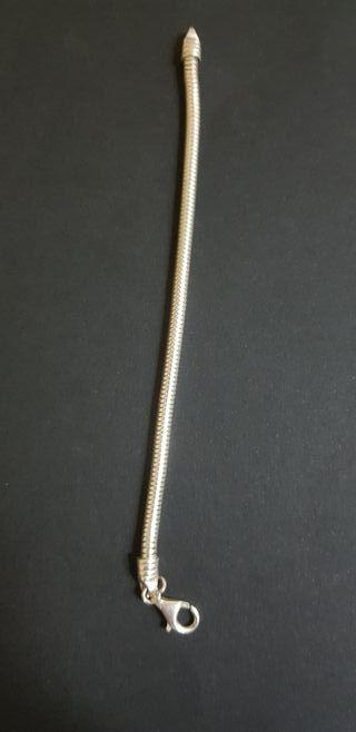 PULSERA PLATA 925 15 CM