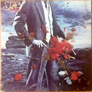"""YES """"TORMATO"""" LP"""