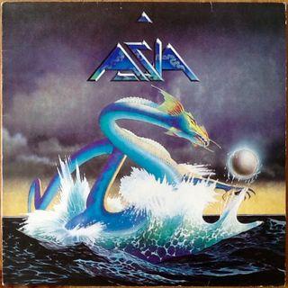 """ASIA """"ASIA"""" LP"""