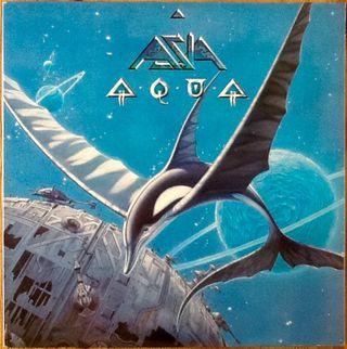 """ASIA """"AQUA"""" LP"""