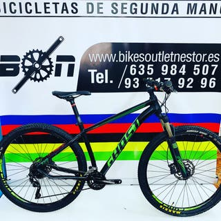 Bicicleta Ghost kato 29