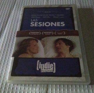 Las sesiones (Película DVD)