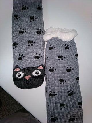 Calcetines calentitos nuevo SOLIDARIO