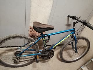 Bicicleta Strongman