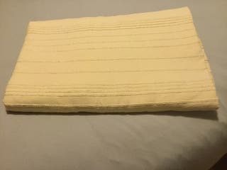 Colcha Foular grande 100% algodon