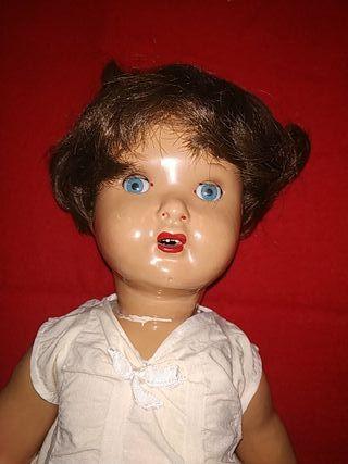 muñeca mariquita Pérez antigua años 40