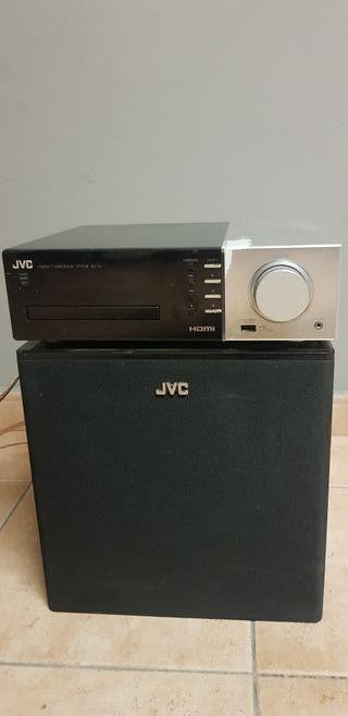 JVC Home Cinema