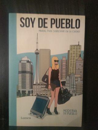 Libro Soy de pueblo (Moderna de pueblo)