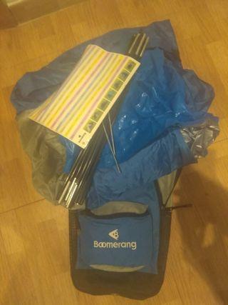 Boomerang tienda de campaña