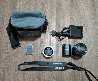 Samsung NX 1100 cámara digital