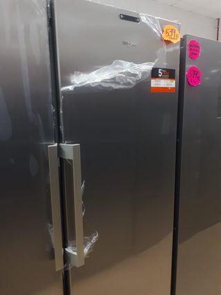 Frigorífico 1 puerta Whirlpool SW8AM2YXR INOX