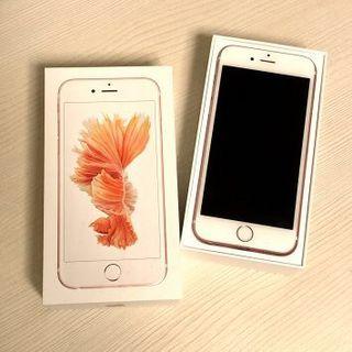 iPhone 6S de 64Gb! Color Rosa! ECONÓMICO!!