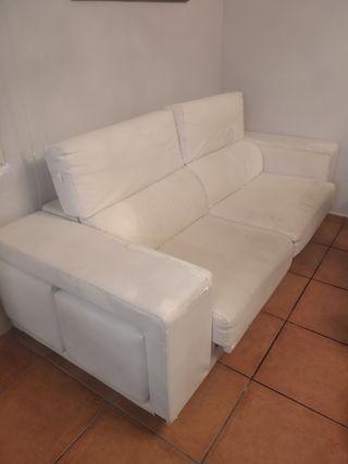 sofá 3 plazas 2,2 metros