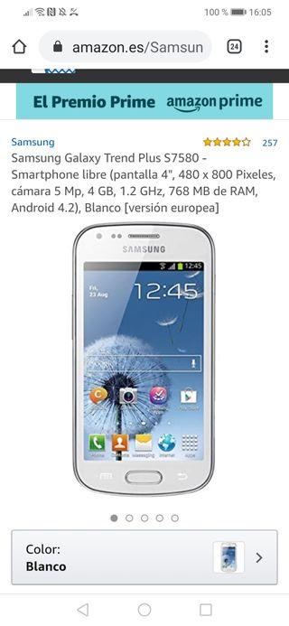 Samsung Galaxy Trend Plys