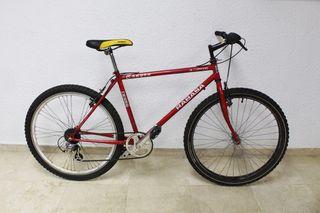 Bicicleta Rabassa btt de segunda mano