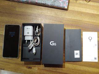 LG G6 Rosa/Oro 32 GB