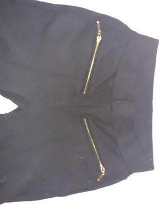 leggins negros de Zara xs/s