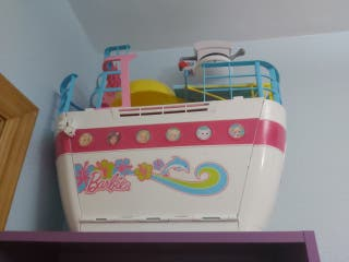 barco barbie