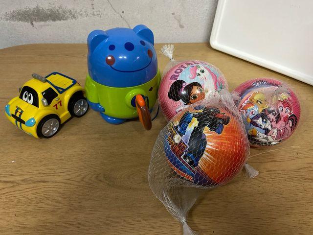 N48-Lote 5 juguetes.