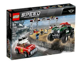 Lego.Speed Championship Mini Rally.75894