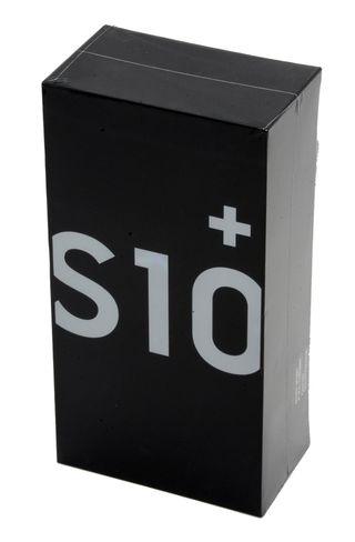 SAMSUNG GALAXY S10 PLUS 128GB PRISM BLACK PRECINT